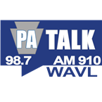 PA Talk 98.7 FM/AM 910 910 AM USA, Apollo
