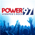 Power 97 97.5 FM Canada, Winnipeg