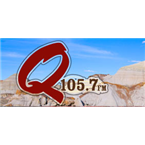 Q105.7 105.7 FM Canada, Brooks