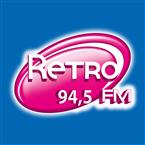 RETRO FM Latvia 94.5 FM Latvia, Riga Region