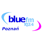 Blue FM 103.4 FM Poland, Greater Poland Voivodeship
