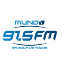 Radio Mundo 91.5 Fm 91.5 FM Ecuador, San Jose de Chimbo