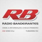 Rádio Bandeirantes (Tubarão) 1090 AM Brazil, Tubarão