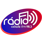 Rádio Cidade 98 FM 98.3 FM Brazil, Gonzaga