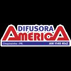 Rádio Difusora América 1140 AM Brazil, Chopinzinho
