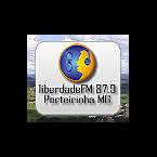 Rádio Liberdade 87 FM 87.9 FM Brazil, Porteirinha