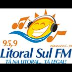 Rádio Litoral Sul FM 95.9 FM Brazil, Paranaguá