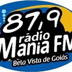 Rádio Mania 87.9 FM Brazil, Bela Vista de Goias