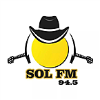 Rádio Sol FM 94.5 FM Brazil, Paraíba do Sul