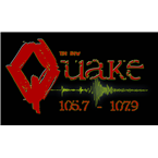 The Quake 105.7 105.7 FM United States of America, Union City