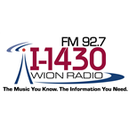 WION-AM STEREO 1430 1430 AM United States of America, Ionia