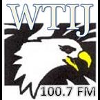 WTIJ 100.7 FM USA, Bryson City