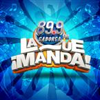 La Que Manda 89.9 FM Mexico, Cábora