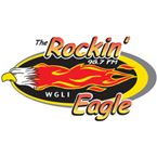 98-7 The Rockin' Eagle 98.7 FM United States of America, Hancock