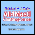 All4Masti & ChattingCorner Web Radio Pakistan