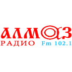 Almaz FM 102.1 FM Kyrgyzstan, Bishkek