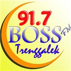 BossFm Trenggalek Indonesia, Trenggalek