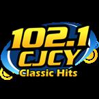 CJCY-FM 102.1 FM Canada, Medicine Hat