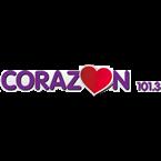 Corazón FM 101.3 FM Chile, Santiago de Compostela