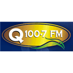 Q 100.7 FM 100.7 FM Barbados, Pine Housing Estate