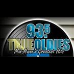 Cruisin' 93.5 93.5 FM USA, Augusta-Waterville