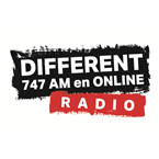 Different Radio 747 AM Netherlands, Amsterdam