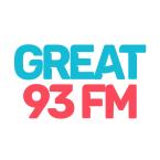 GREAT 93 FM 93.0 FM Thailand, Chiang Mai