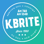 KBRITE San Diego 1240 AM United States of America, San Diego