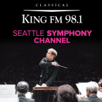 KING FM Seattle Symphony Channel 98.1 FM USA, Seattle-Tacoma