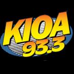 KIOA 93.3 FM USA, Des Moines