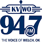 KVWO 94.7 FM Welch OK United States of America, Welch
