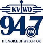 KVWO 94.7 FM Welch OK USA, Welch