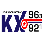 Kix Hot Country 92.1 FM United States of America, Palm Springs