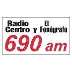 Radio Centro y el Fonógrafo 690 AM 690 AM Mexico, Mexico City