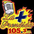 LA MAS PRENDIDA 105.3 Mexico