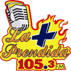 LA MAS PRENDIDA 105.3 Mexico, Chilac