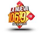 La Nueva FM 106.9 FM Dominican Republic, Santiago de La Cruz