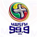 Rádio Mais FM 99.9 FM Brazil, São Luis