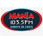 Mania 103.5 FM United States of America