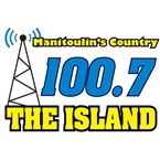 Island 100.7 100.7 FM Canada, Little Current