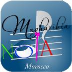 Nota Arabia Maghrib Morocco, Casablanca