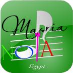 Nota Arabia Masr Egypt, Cairo
