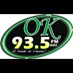 OK 93.5 93.5 FM USA
