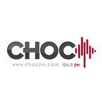 CHOC-FM 104.9 FM Canada, Montreal