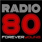 Radio 80 Forever Young 97.5 FM Italy, Trentino-South Tyrol