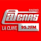 Radio Atenas 95.7fm 95.7 FM Ecuador, Santa Isabel