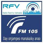 Radio Feon'ny Vahoaka FM 105.0 FM Madagascar, Antananarivo