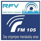 Radio Feon'ny Vahoaka FM 105.0 MHz Madagascar