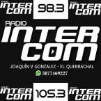 Radio InterCom FM 98.3 98.3 FM Argentina, Joaquin V. Gonzalez