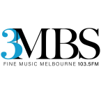 3MBS Fine Music Radio 103.5 FM Australia, Melbourne